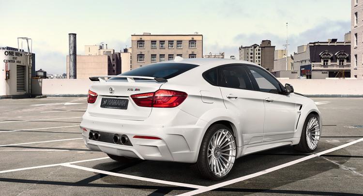 BMW X6 M50d Hamann 3 750x405