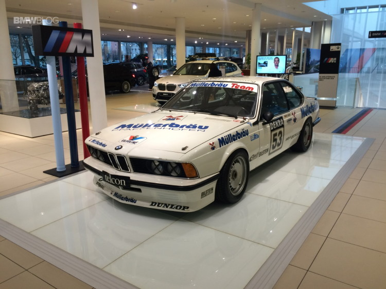 BMW dealership Munich 1 750x563