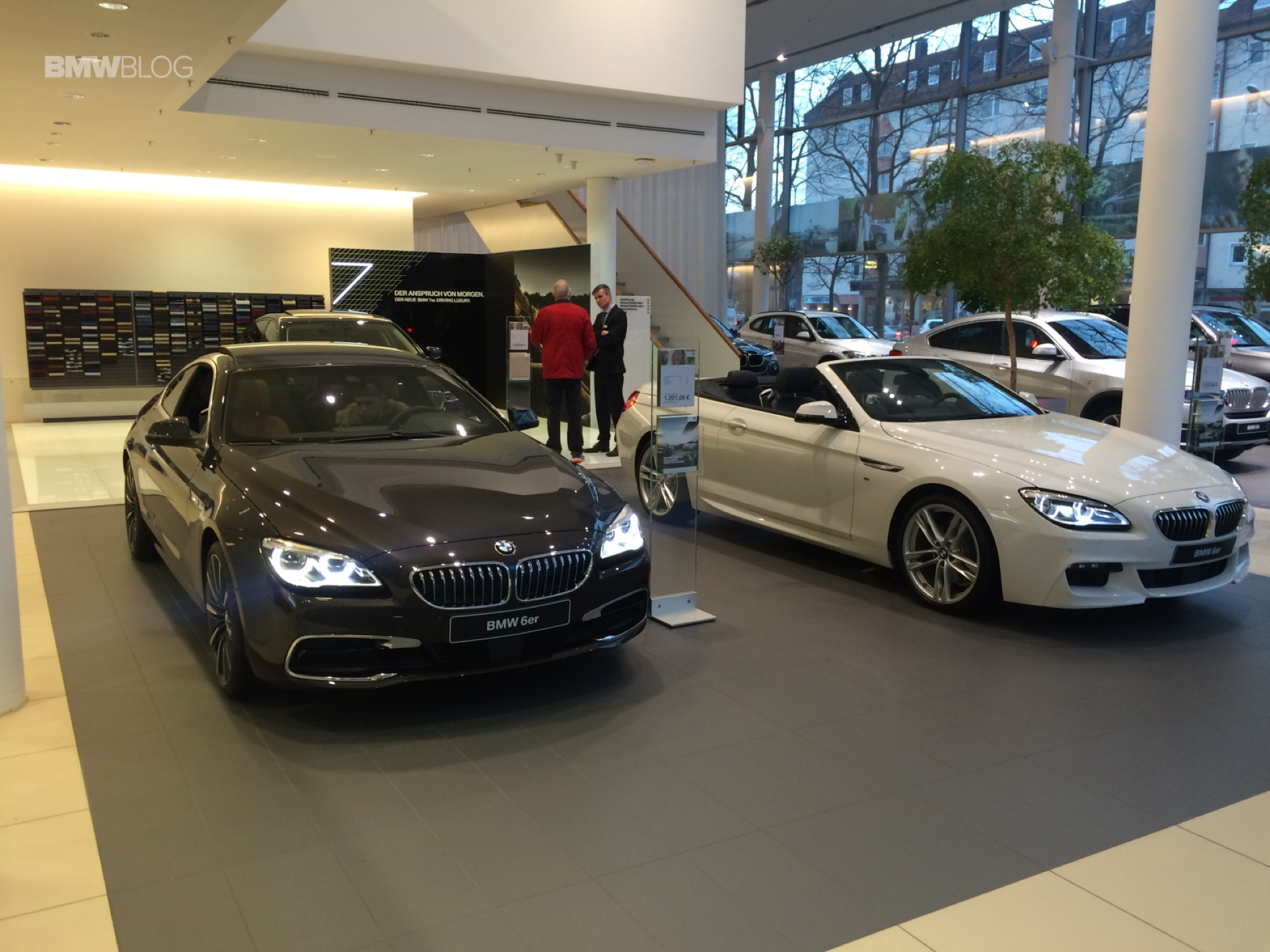 bmw m cars wait for their newest family member