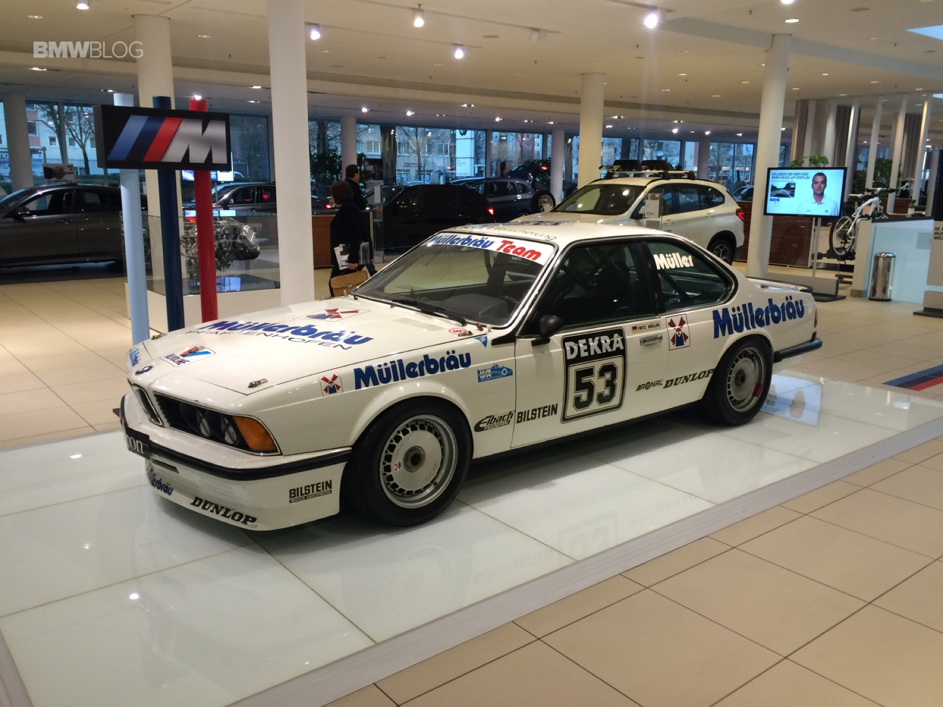 BMW dealership Munich 2