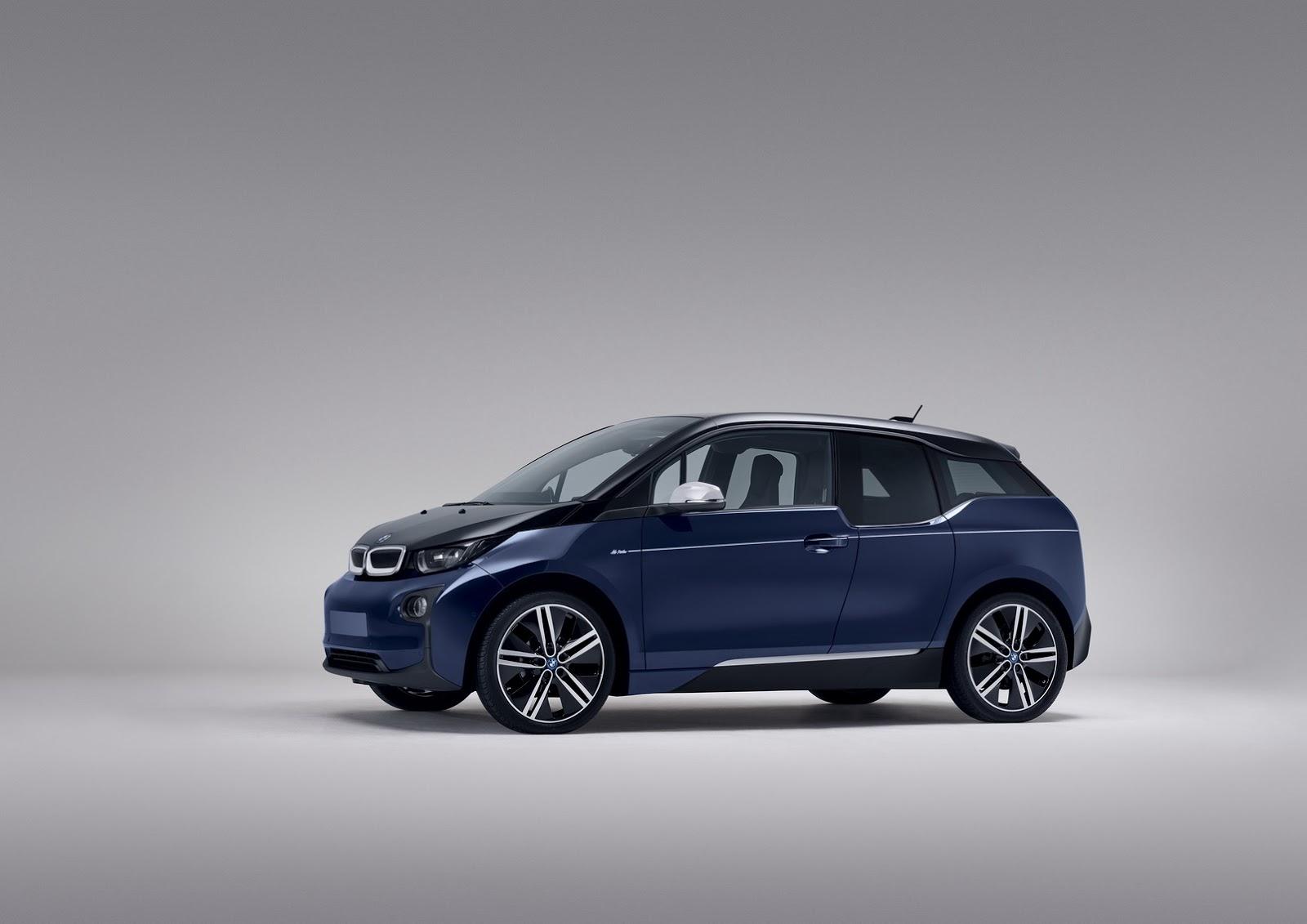 BMW i3 MR Porter 4