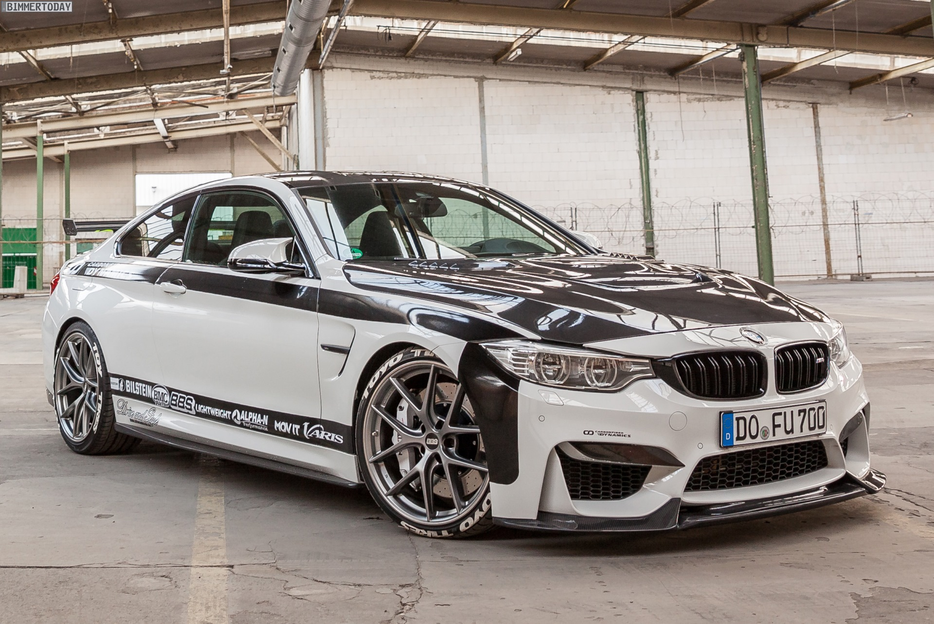 Carbonfiber Dynamics Bmw M4r Delivers 700 Horsepower