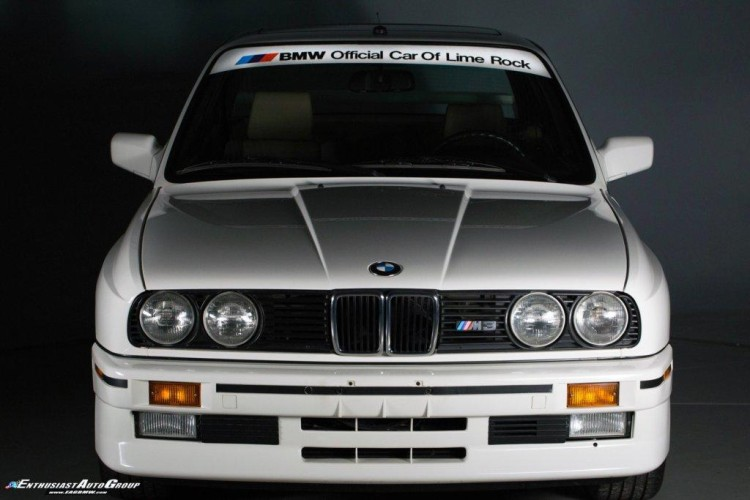The Last North American Bmw E30 M3 On Sale For 200 000