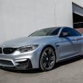 Frozen Silver Metallic BMW M4 Image 10 120x120