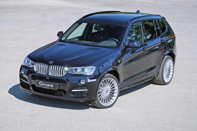 G Power BMW Alpina XD3 Biturbo Diesel Tuning 02 750x500