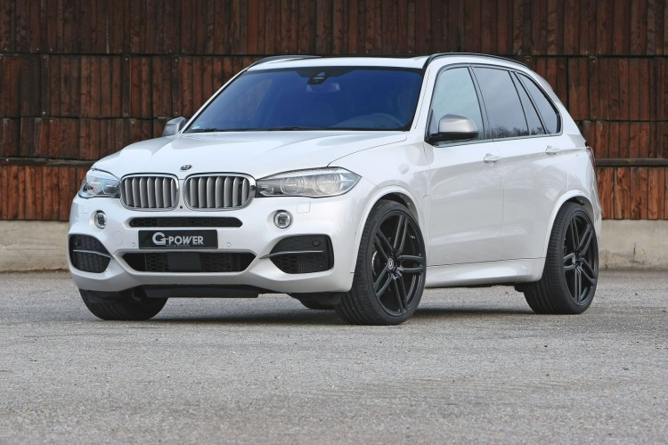 G Power BMW X5 M50d 1 750x500