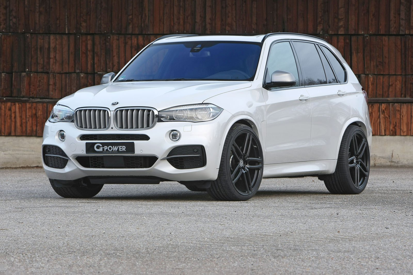 g power gives 455 horsepower to the bmw x5 m50d. Black Bedroom Furniture Sets. Home Design Ideas