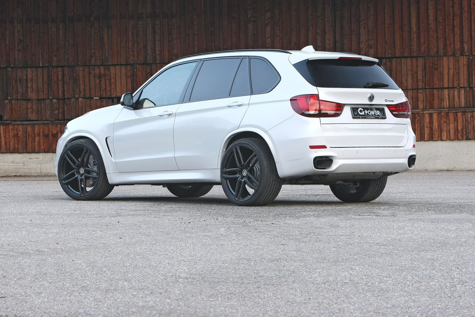 G Power Gives 455 Horsepower To The Bmw X5 M50d