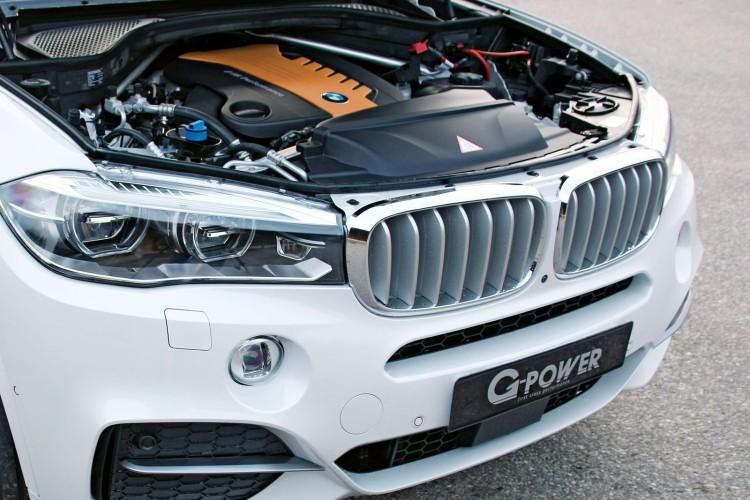 G Power BMW X5 M50d 3 750x500