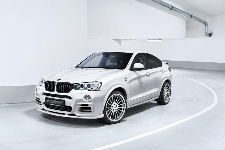 Hamann BMW X4 F26 Tuning 01 750x500