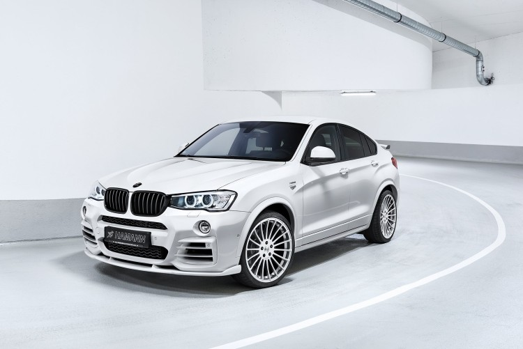 Hamann BMW X4 F26 Tuning 01 750x501
