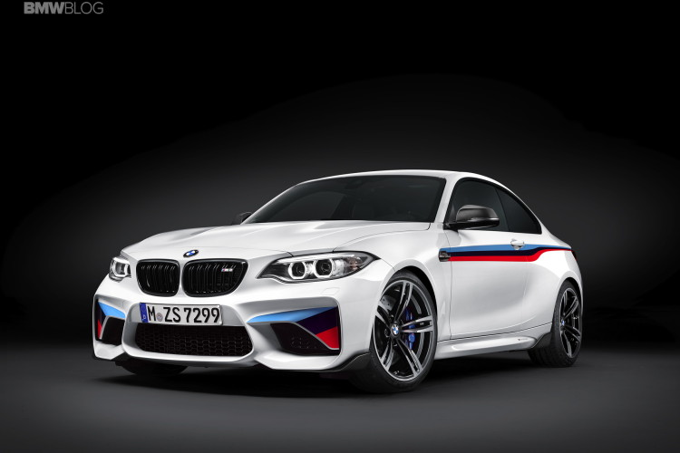 M Performance Parts BMW M2 1 750x500