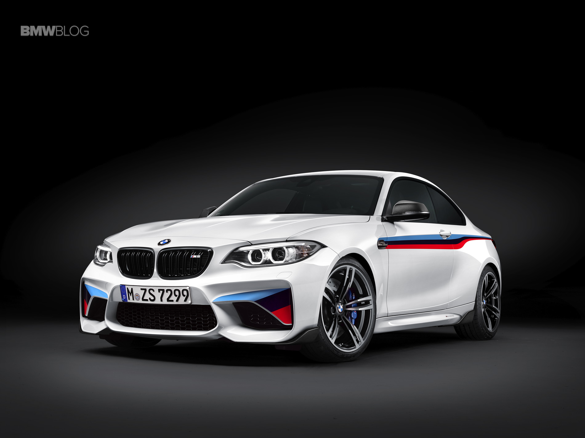 Bring The Racetrack To The Road Bmw M Performance Parts