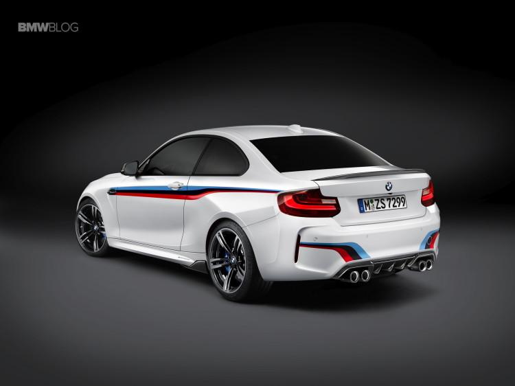 M Performance Parts BMW M2 2 750x562