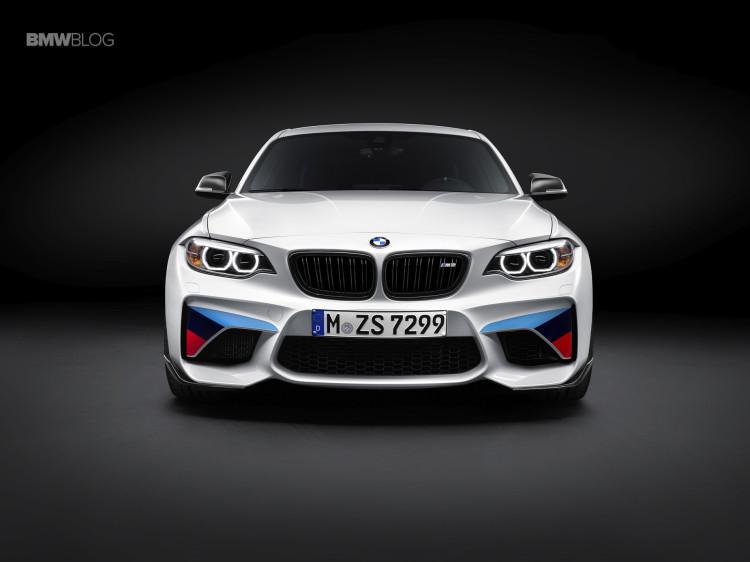 M Performance Parts BMW M2 3 750x562