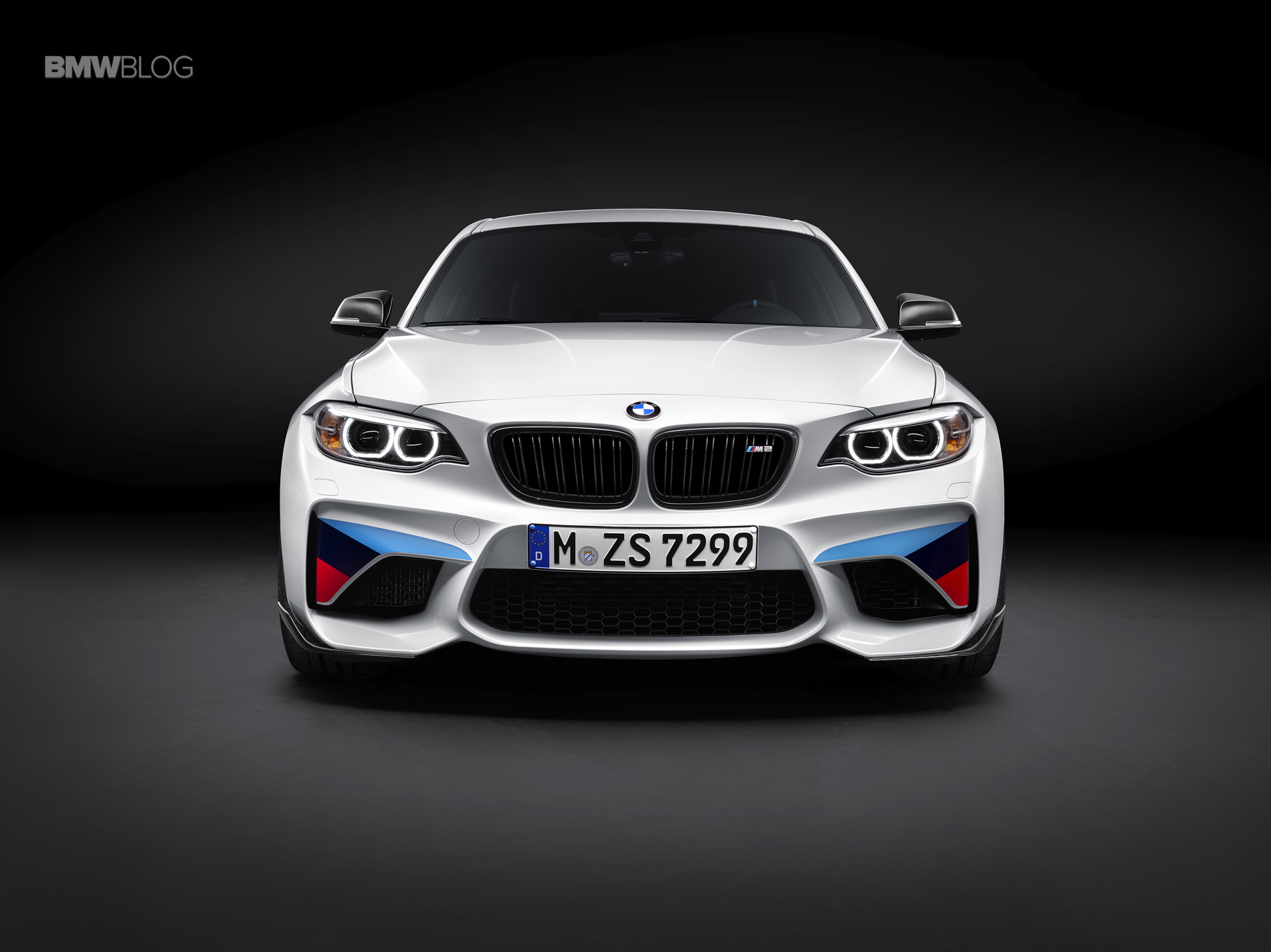 bmw m2 gets a series of m performance parts. Black Bedroom Furniture Sets. Home Design Ideas