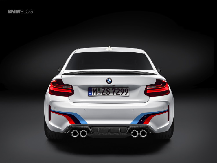 M Performance Parts BMW M2 4 750x562