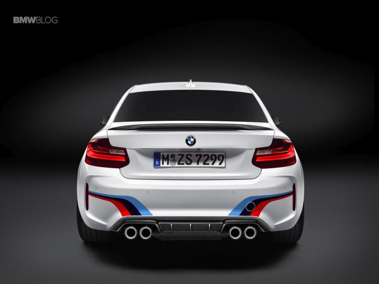 M Performance Parts BMW M2 4 750x562