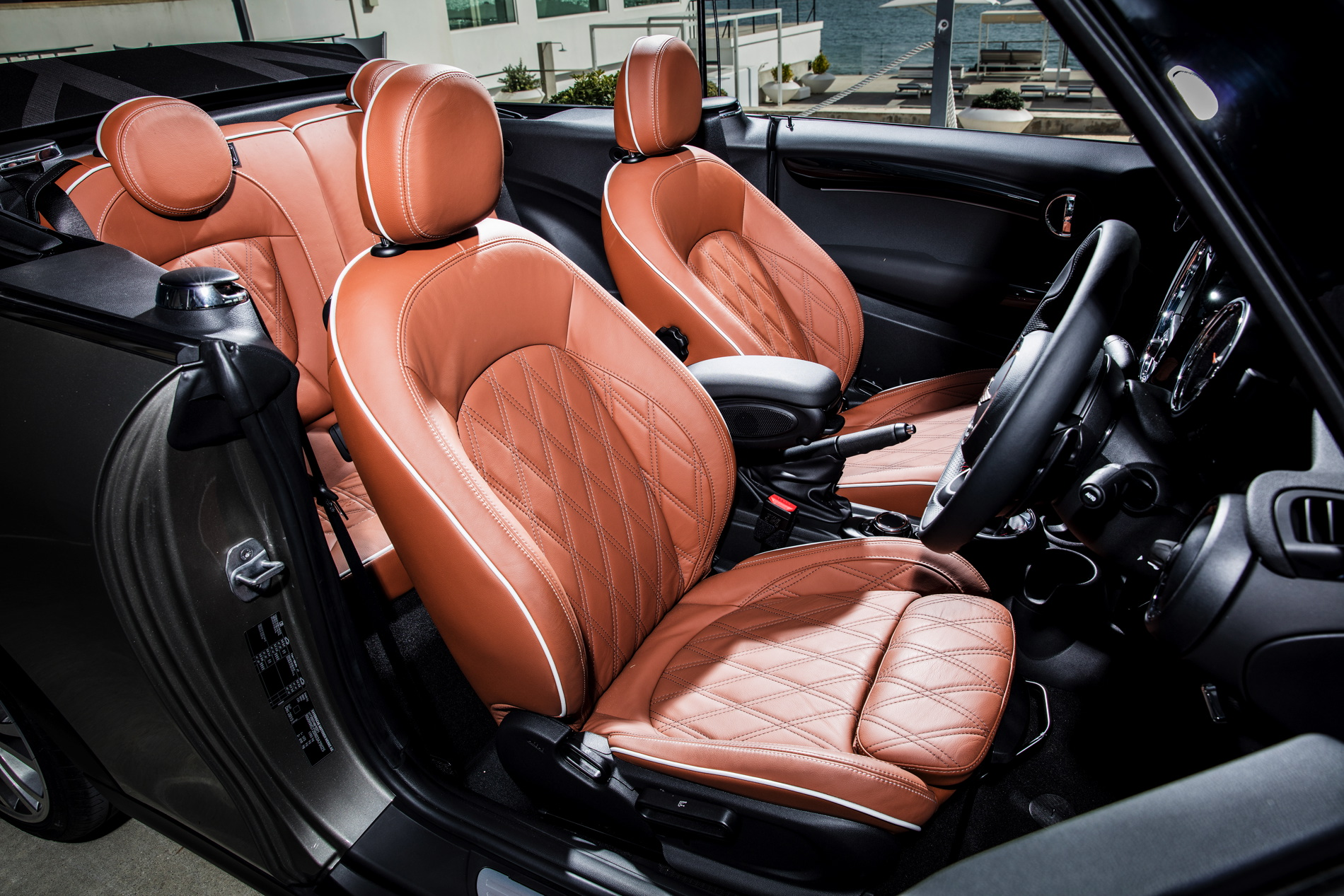 Mini Launches The Limited Open 150 Convertible Edition For