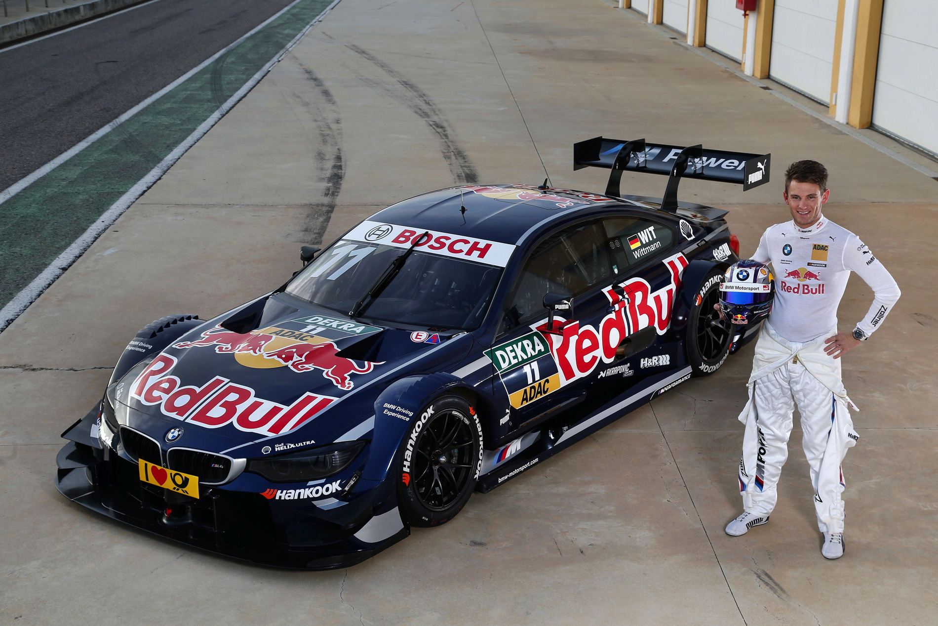 Red Bull BMW M4 Marco Wittmann 1