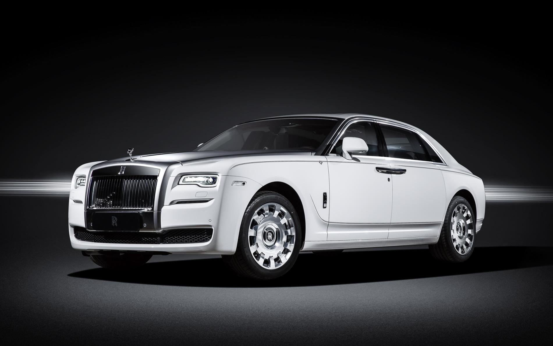 Rolls Royce Eternal Love China 1