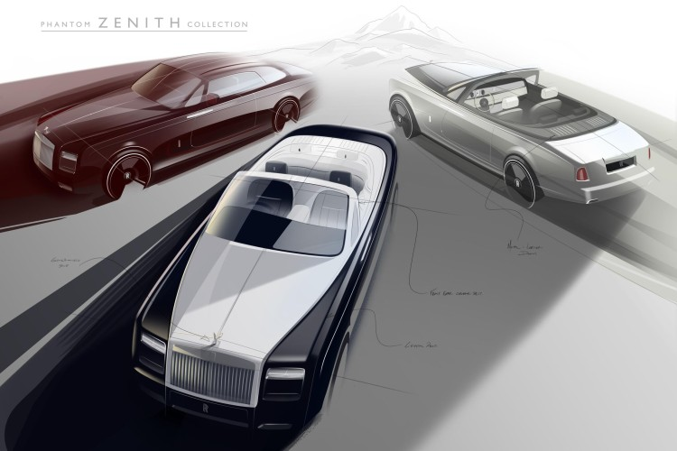 Rolls Royce Zenith collection 750x500