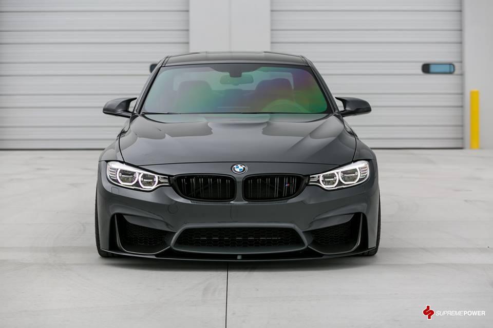 Supreme Power BMW M3 8