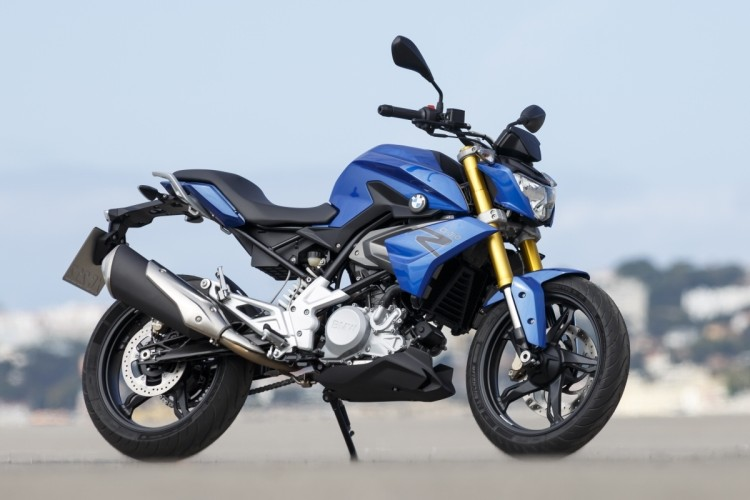 Tvs Unveils Concept Bike Based On Bmw G 310 R