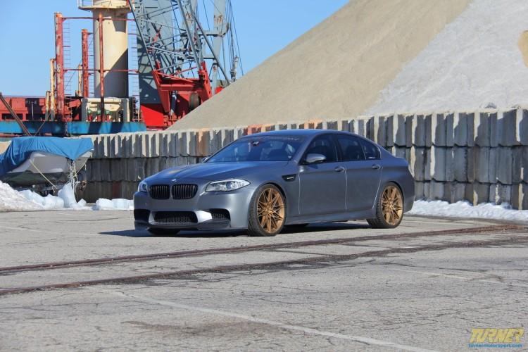 Turner BMW M5 Forgeline wheels 1 750x500