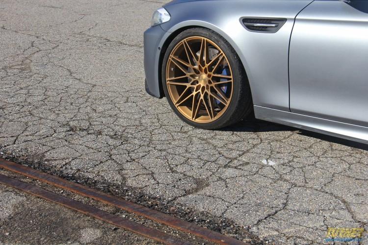 Turner BMW M5 Forgeline wheels 5 750x500