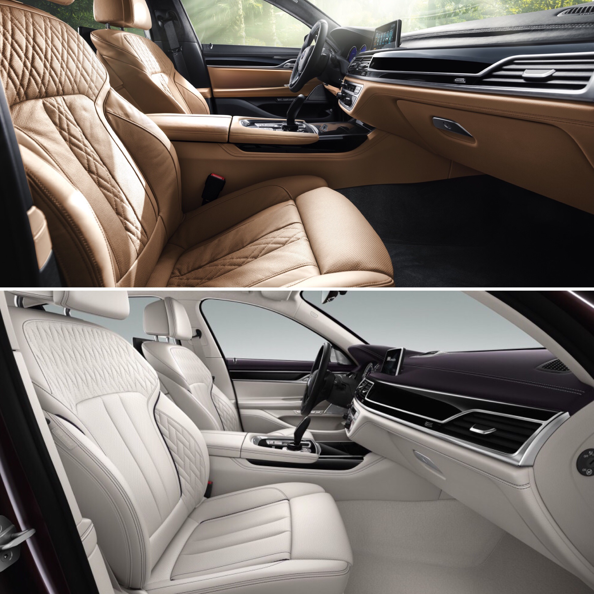 Bmw X7 Interior: Alpina B7 Vs BMW M760Li XDrive