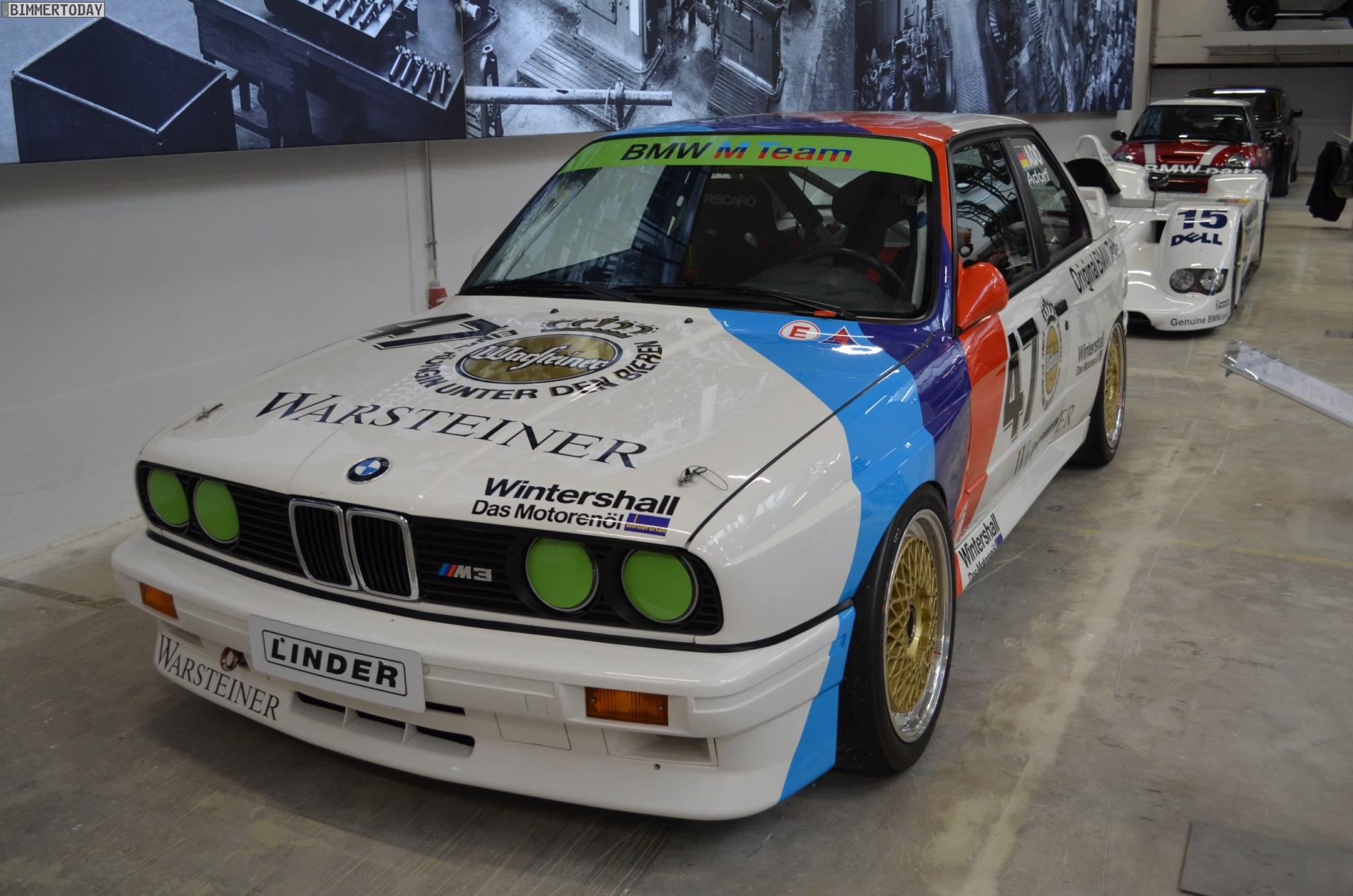 100 Jahre BMW M3 E30 Meilensteine 01