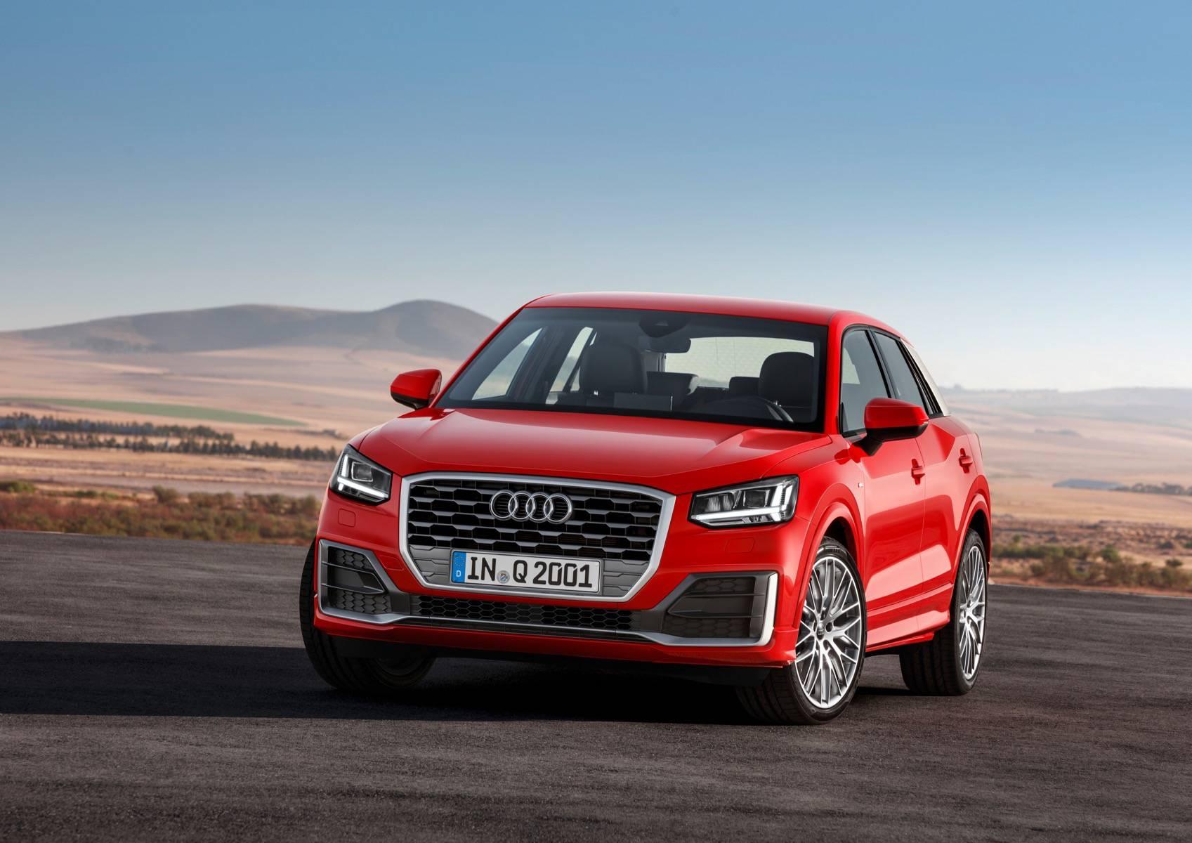 2016 Audi Q28
