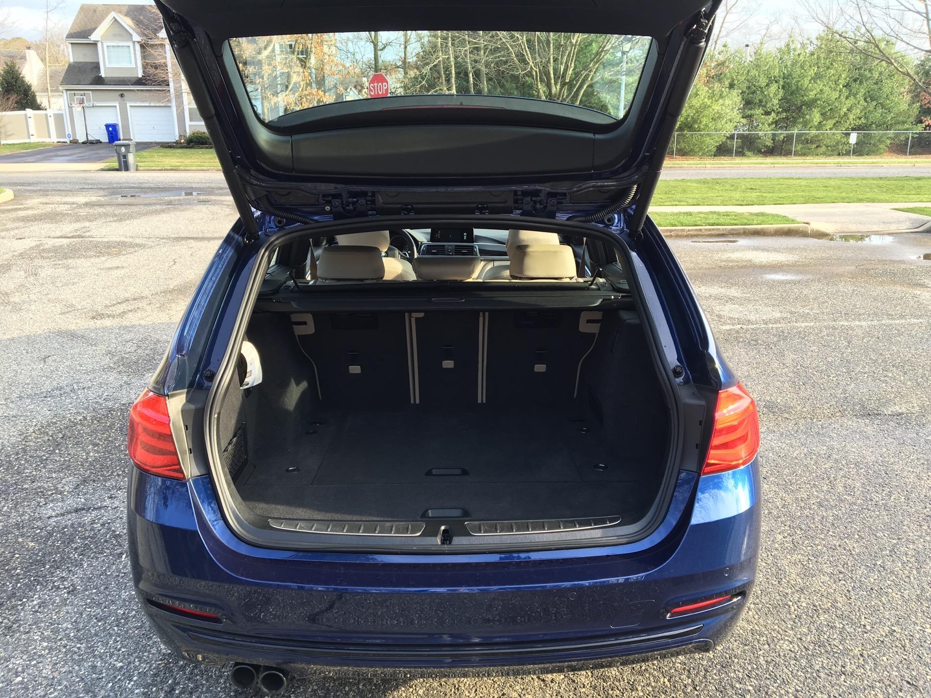 2016 bmw sport wagon