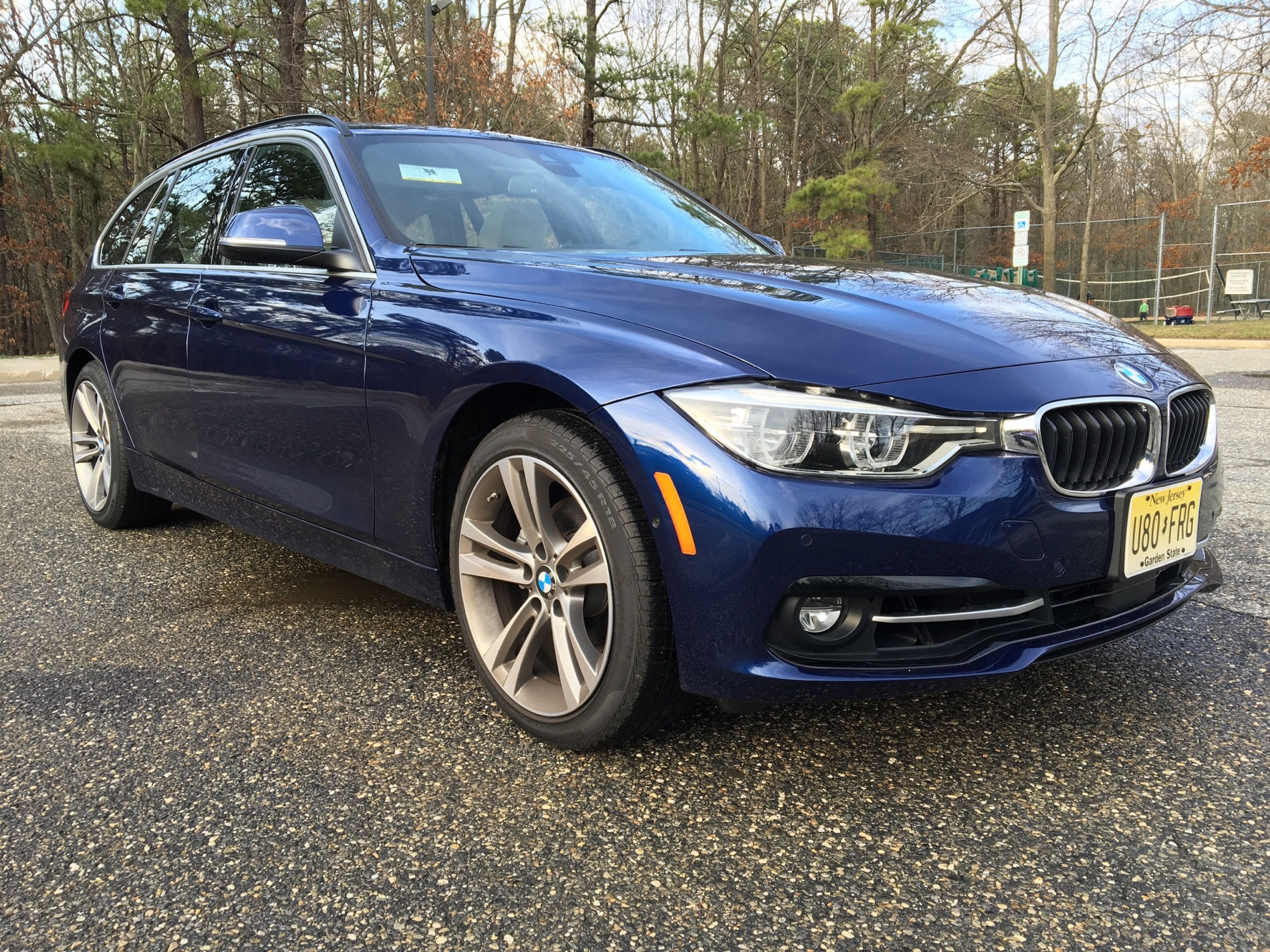 2016 BMW 328i Sports Wagon8