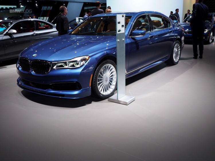 2016 BMW ALPINA B7 NYC Auto Show 12 750x563