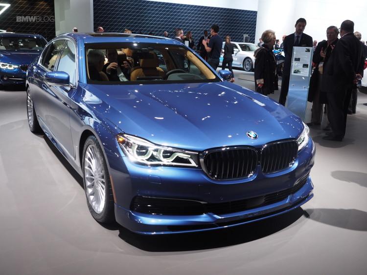2016 BMW ALPINA B7 NYC Auto Show 8 750x563