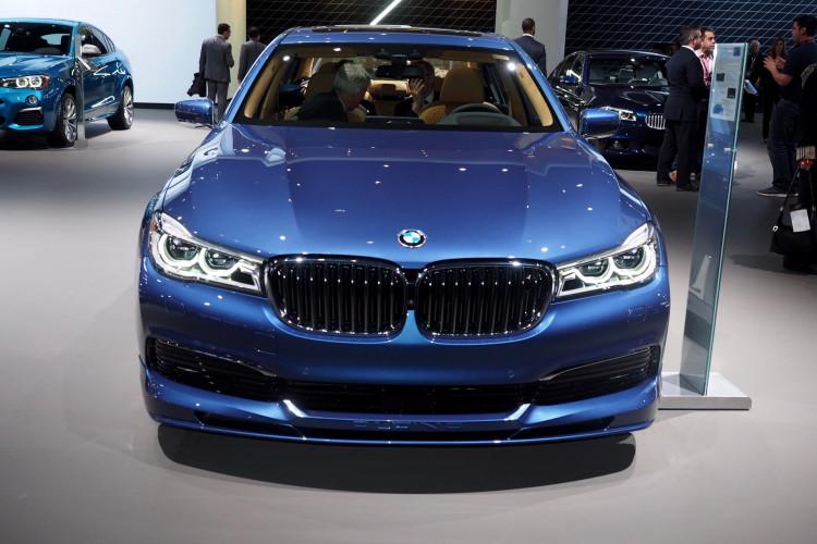 2016 BMW ALPINA B7 NYC Auto Show 9 750x500