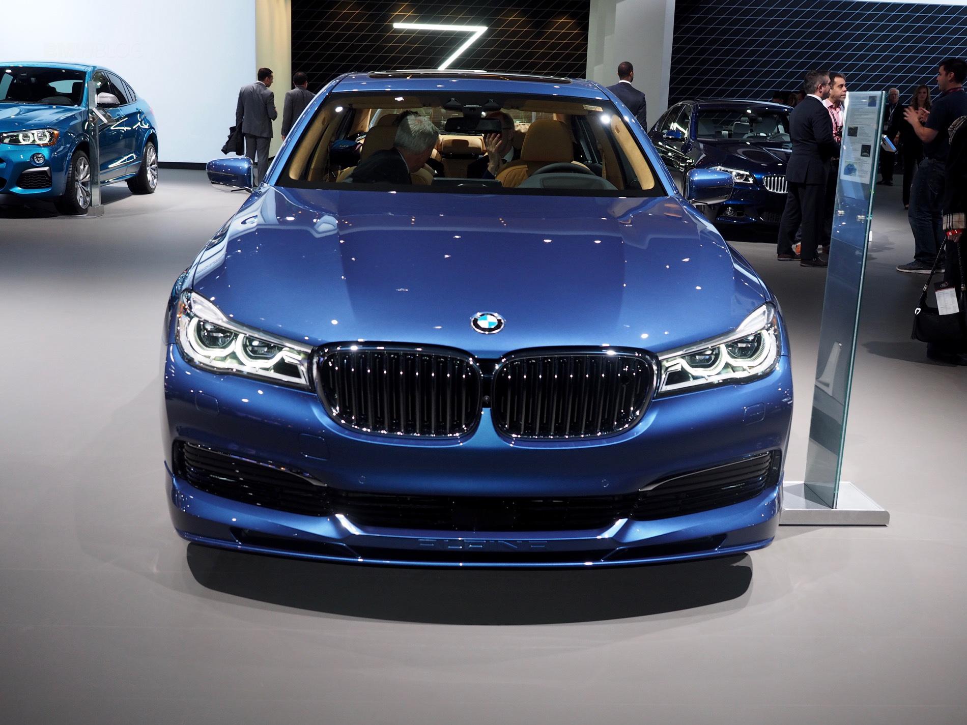 2016 BMW ALPINA B7 NYC Auto Show 9