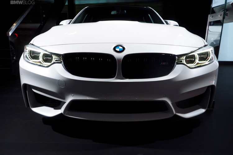 2016 NYIAS: BMW M3 Competition Package