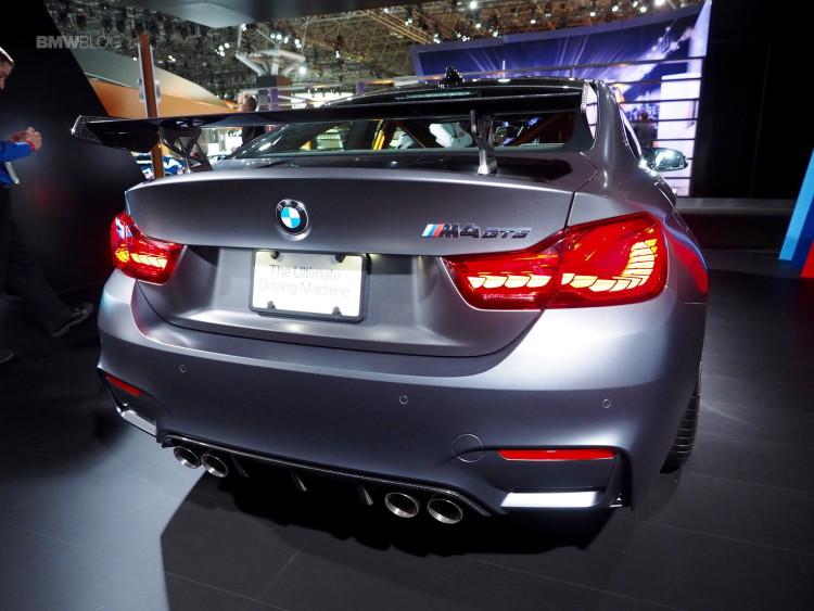 2016 BMW M4 GTS NYC Auto Show 11 750x563