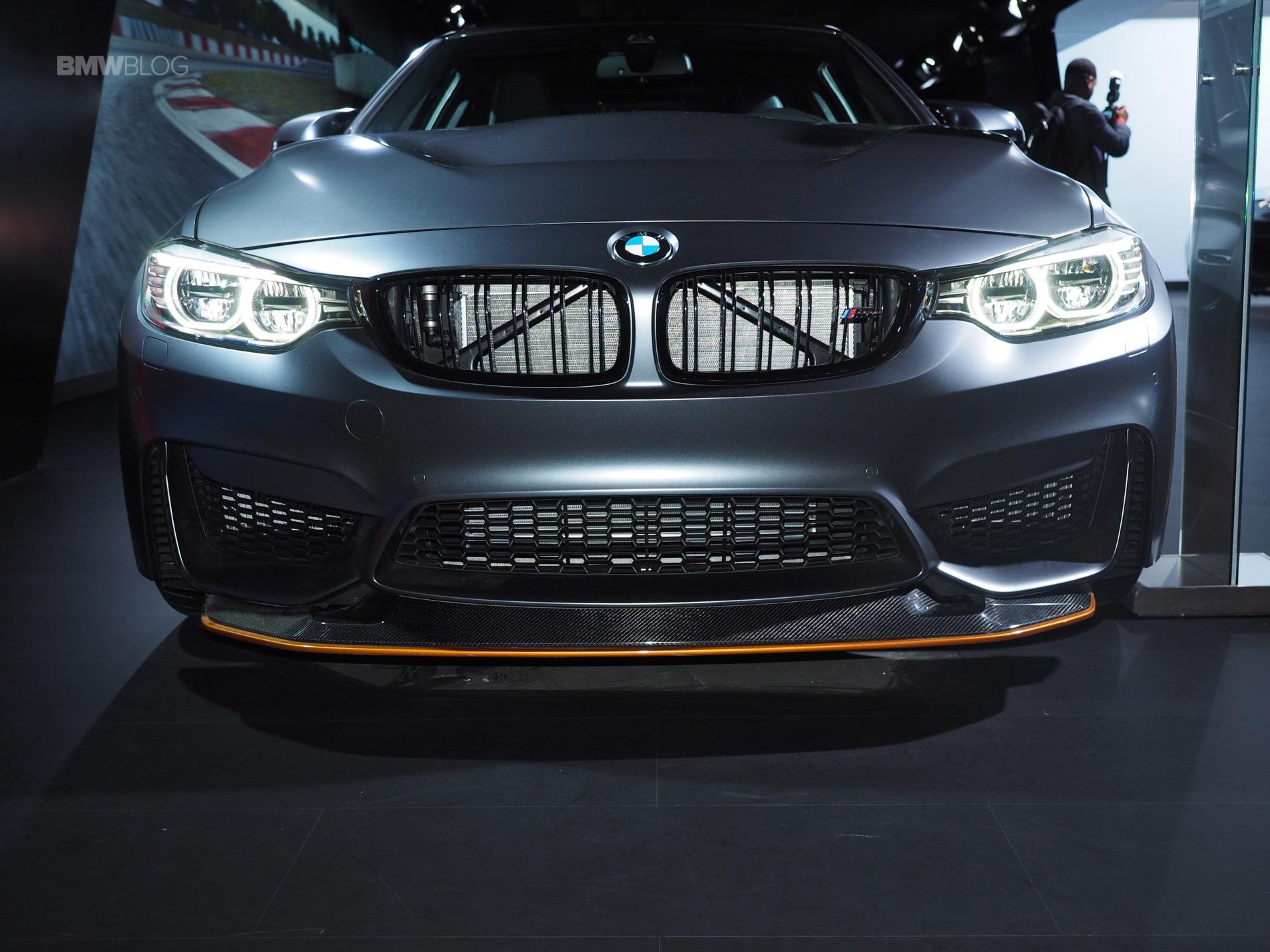 2016 BMW M4 GTS NYC Auto Show 28