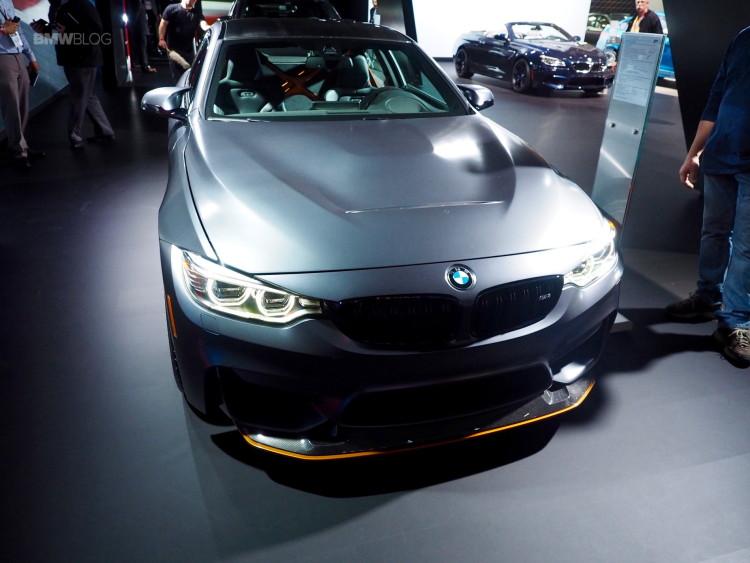 2016 BMW M4 GTS NYC Auto Show 7 750x563