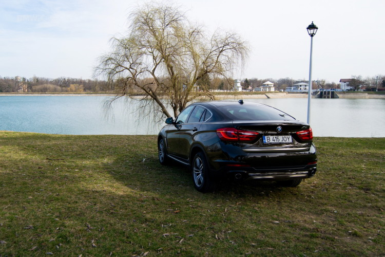 2016 BMW X6 xDrive30d test drive 65 750x500