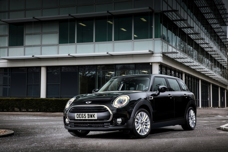 2016 MINI One D Clubman images 20 750x500