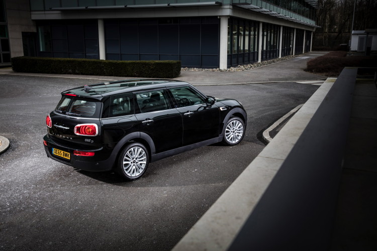2016 MINI One D Clubman images 3 750x500