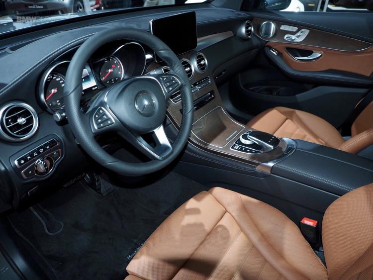 2016 Mercedes Benz GLC Coupe 3 750x563