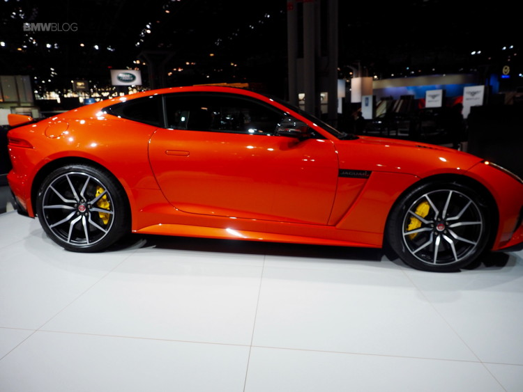 2017 2017 Jaguar F Type SVR 14 750x563