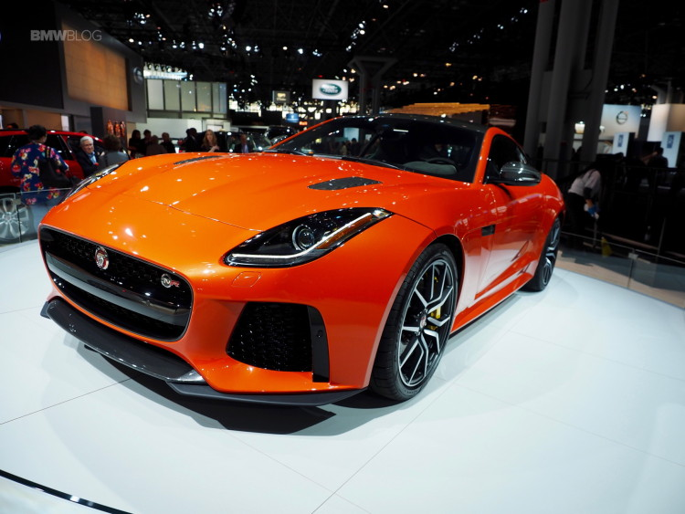 2017 2017 Jaguar F Type SVR 7 750x563