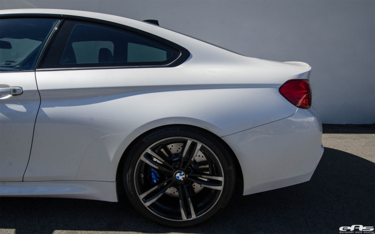 A BMW F82 M4 Gets A Racing Stance 5 750x469